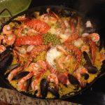 seafood paella II